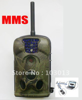 Little Acorn Yes Yes 940nm no flash 12MP MMS scouting trail game camera IR GSM hunting camera with external antenna Ltl Acorn Ltl 5210MM Free shipping