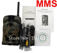 Wholesale Ltl acorn MM MG MP HD video MMS GPRS GSM scouting trail camera hunting camera with external antenna
