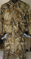 Wholesale Hunting clothes camouflage clothes outdoor hunting jacket hunting trousers hunting outerwear
