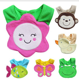 Wholesale Cater s Baby Bibs Cartoon Animals BIBs Infant Animal Baby Baby Bibs amp Burp Cloths bibs