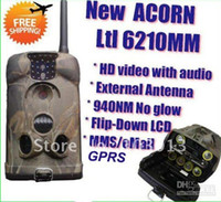 Wholesale Ltl Acorn MM MG External Antenna MP HD video MMS GSM GPRS Game hunting scouting Trail animal Camera