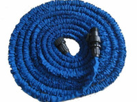 Wholesale 2014 Promotion price FT FT FT HOSE Expandable Flexible WATER GARDEN hose pipe flexible water