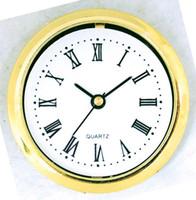 analog clock parts - Whole sale new design mm gold Insert clock clock head clock parts Roma number sets