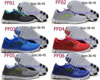 Wholesale Cheap Mens Free Run Running Shoes Women Sports Sneakers NEW barefoot free Colors