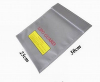 Wholesale New LiPo RC Battery Safe Guard bag Charging Sack Save Pack cm x cm