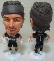 Wholesale Juventus Football Star Gianluigi Buffon toy doll figure mix order