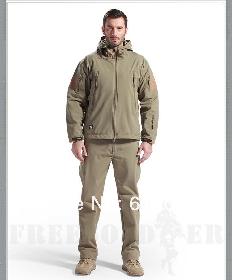 2017 Tad V 4.0 Men Outdoor Hunting Waterproof Coats Jacket Pants ...