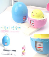 Wholesale Cute Chick Height Ruler Doll Tape Measure Broken Eggshell Soft Rulers Tape Measures