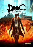 Wholesale DMC Devil May Cry STEAM game Digit cdkey Top quality Top seller