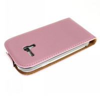 Leather galaxy s3 phone - For Samsung Galaxy S3 mini I8190 Flip Vertical Leather Case Cover Phone