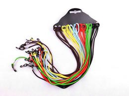 Optical Frame Rope Eyeglasses Chain Sunglasses Elastic Cord Flexibility 12pcs Dozen 10Dozens lot