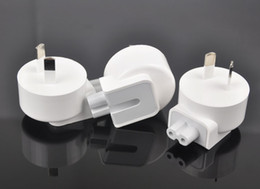 Wholesale Universal W W AU USB Detachable Wall Charger Plug EU US For replace iPad iPhone White