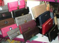 Wholesale Womens Long Wallet Pockets Card Clutch Purse Card Holder MIXED