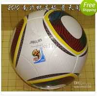 Wholesale World cup JABULANI Official Soccer Ball Standard Edition Size seller Soccer Souvenir