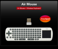 Wholesale Measy RC12 G Mini Wireless Keyboard Fly Air Mouse For Android TV BOX Dongle Mini PC TV Player