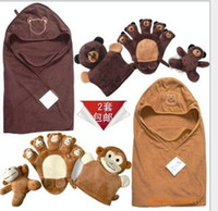 Wholesale Top baby blankets Children s Towels amp Robes blankets bath towel pieces set blankets toys rattles