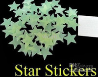 Wholesale 20K Home Glow wall In The Dark Star Stickers Decal Baby Kids Gift Nursery Room H104