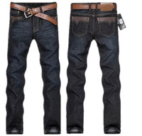 Wholesale New Men s JEANS Style Brand New Classic Design Trousers Men s Jeans Size