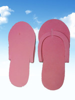 Wholesale Salon Spa Slipper Disposable Slipper Disposable Pedicure thong Slippers Beauty Slipper