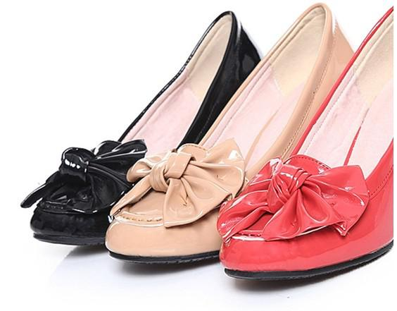 Fashion Shoes Shoes Women's Fashion Quality Shoes Fashionable Bow ...