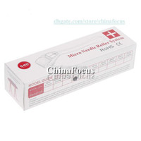 Wholesale Derma Micro Needle Skin Roller derma roller Dermatology Therapy system Microneedle Dermaroller Skin Care Drop Shipping