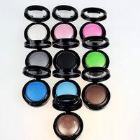 Wholesale Matte Shadow Eyeshadow Single Eye Shadow colors Emerald Makeup Eyeshadow suite Full Size