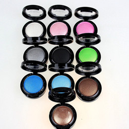 Wholesale Matte Shadow Eyeshadow Single Eye Shadow colors Emerald Makeup Eyeshadow suite