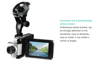 Wholesale 35Pcs New quot HD Car DVR Camera p Dash Video Camera Recorder Camcorder VehicleDriving Record