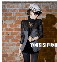 Wholesale Fashion Winter Korean Style Ladies Womens Outwear Jackets new winter thickening suit Blazer