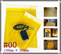 Wholesale Kraft Bubble Mailers Padded Envelopes Bags x10 quot totally x quot is usable area