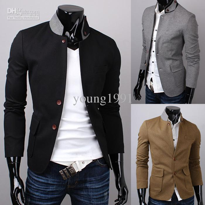Mens Casual Jackets Coats - Coat Racks