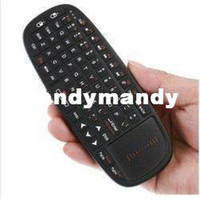 Wholesale The RII MWK10 G mini wireless keyboard touchpad PC HTPC PTV pad Andriod TV