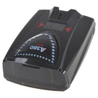 Wholesale Full band Radar Laser Detector with Voice Alert Car Charger Bracket