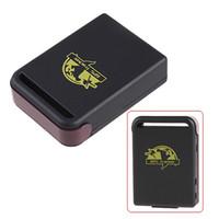 achat en gros de gps système de localisation gprs gsm-Voiture Mini Spy Vehicle Realtime Tracker Pour GSM GPRS Système GPS Tracking Device TK102