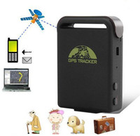 Gps Tracker   New Car Person GPS Tracker Realtime GSM GPRS GPS Track DEVICE TK102B Quad Band