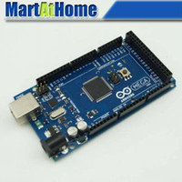 Wholesale New Arduino Mega R3 MEGA USB board ATMEGA2560 ATMEGA8U2 Version BV071 CF