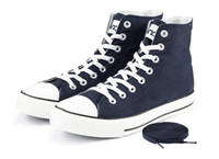 Lace-Up Men Spring and Fall 2013 NEW Men's high-top canvas shoes Classic cotton canvas shoes Men casual flat canvas shoes