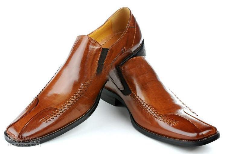 2013 Men's Dress Shoes Comfortable Casual Men's Shoes Men Leather ...