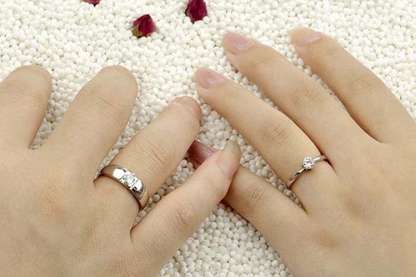 Wedding rings for girls Wedding band lord of the rings