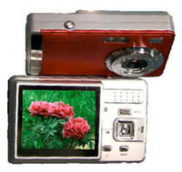 Wholesale New red slim Million LTPS Digital video Camera fashion Red color