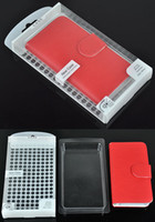 new arrival phone - 400pcs New Arrival Transparent Retail package With inlay Layer For iPhone Samsung Mobile Phone Case