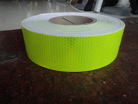 Wholesale 30 Roll Safety Reflective Tape cm m OIL PATCH AND INDUSTRIAL Adhesive Hazard Warning Tape