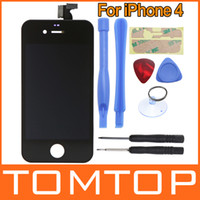 Wholesale Replacement LCD Touch Screen Digitizer Glass Panel Assembly amp repair tools set for iPhone PA1378