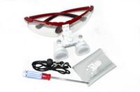 Wholesale Dental Surgical Medical Binocular Loupes X mm Optical Glass Loupe