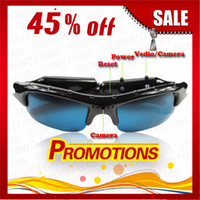 Wholesale Sunglasses Camera x480 Spy Camera DVR Hidden Sunglasses Camera High Quality With Low Price SC41