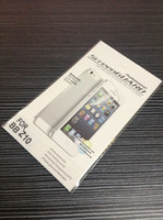 Wholesale Top Quality Clear LCD SCREEN FILM SCREEN GUARD PROTECTOR FOR BLACKBERRY Z10