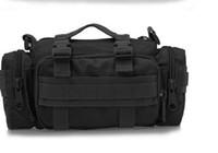 Wholesale Multifunction magic bag outdoor backpack leisure men and women riding shoulder bag free ship
