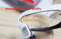 Wholesale Singpore EMS blue tooth sport stereo headset HD505 headphone handsfree mm Cell Phone Black red and purple in stock from churchill