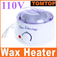 Wholesale New Salon Spa Wax Heater Depilatory Paraffin Warmer Waxing for hair removal ml V V H8249