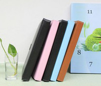 Wholesale Universal Tablet PC leather Case Cover with stand for inch tablet pc mix color free DHL